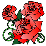 花薔薇(茨城県の花)
