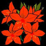 花レンゲツツジ(群馬県の花)