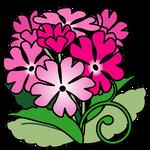 071花さくらそう(埼玉県の花)