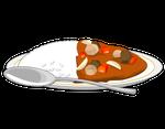 食べ物カレー