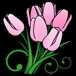 122_花チューリップ(新潟県富山県の花)