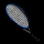 125フリーイラストテニスラケット