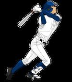 170野球イラスト球児.バッター