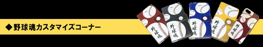 野球魂カスタマイズ